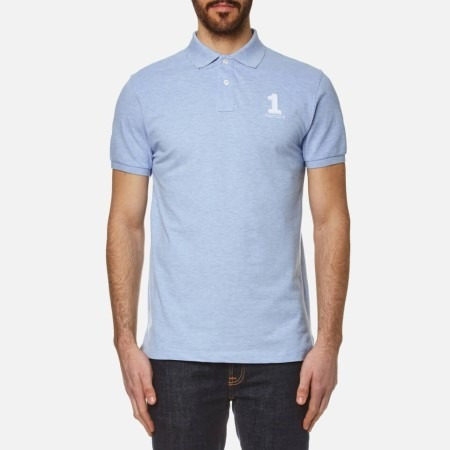Exclusiva Polo New Classic Hackett London S Sky