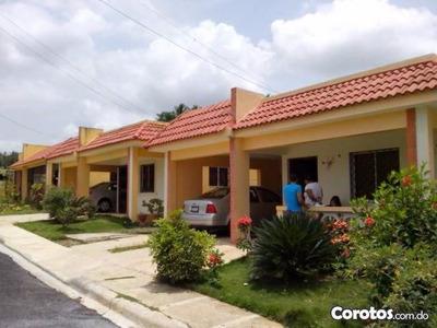 Oferta! Casas En Km. 18, Aut. Duarte, Desde Rd$2,189,000