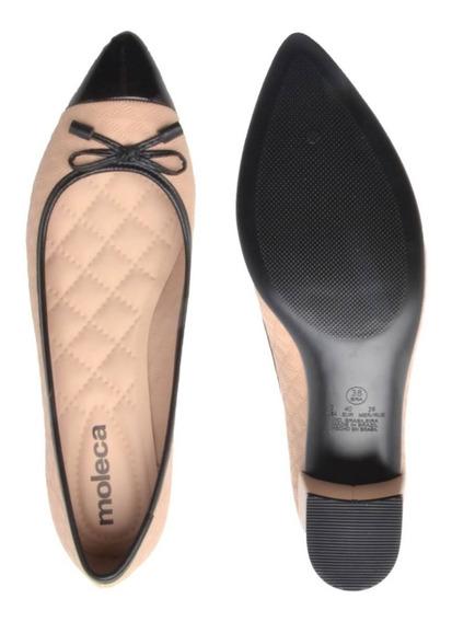 Sapato Moleca Salto Baixo 5662.102