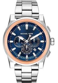 Relógio Michael Kors Masculino Original Mk8598 Na Caixa