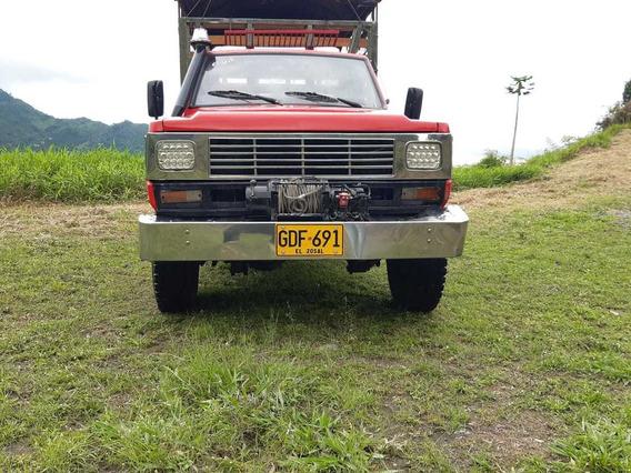 Nissan Samurai Original Estacas 4x4 Diesel