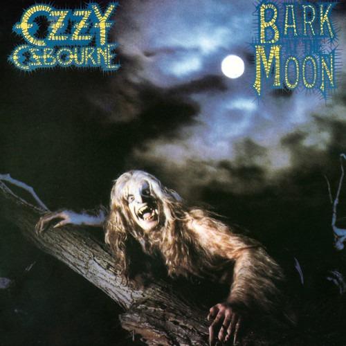 Ozzy Osbourne Bark At The Moon Cd Us Import