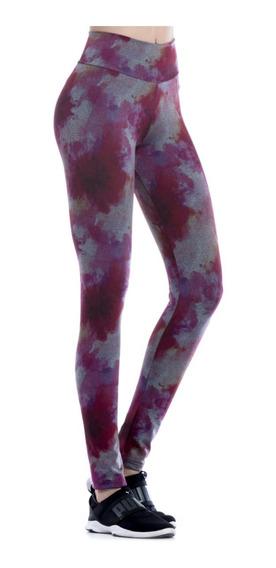 Calza Legging Estampada Mardi Grass - Mujer - Punto1 Oficial