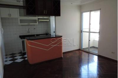 Apartamento Com 2 Dormitórios À Venda, 55 M² Por R$ 320.000 - Jardim Bela Vista - Santo André/sp - Ap9286