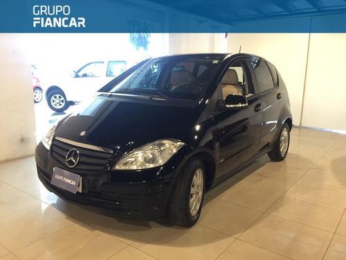 Mercedes-benz A160 Automatico (ficha Oficial) 2012