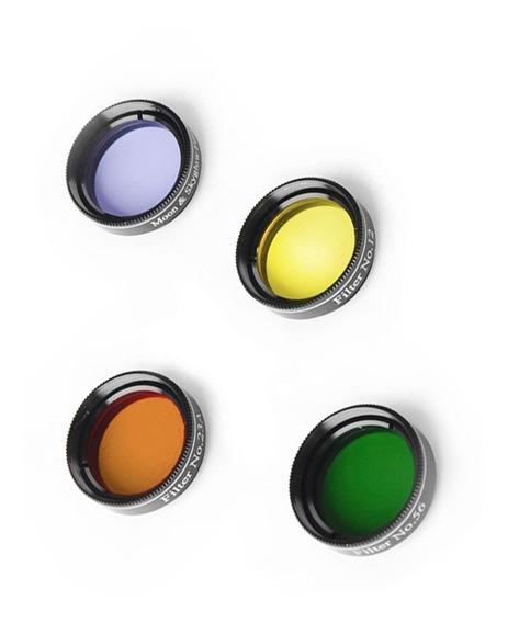 Meade Filtros Set #3 - Para Astrofotografia