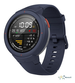 Smartwatch Relogio Xiaomi Amazfit Verge Global + Nf