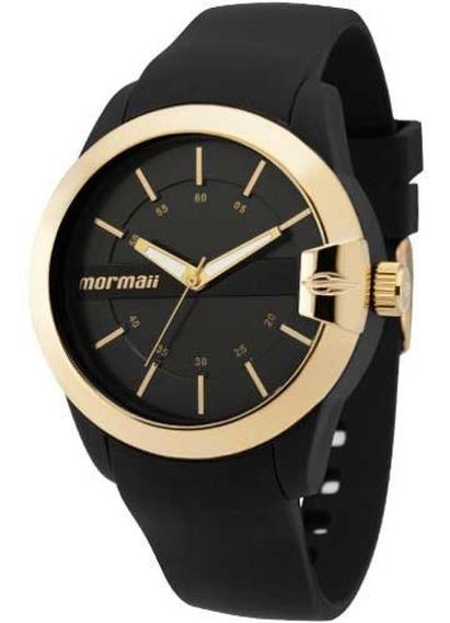 Relógio Mormaii Fem. Mauii Pulseira Borracha Mopc21jag/8p