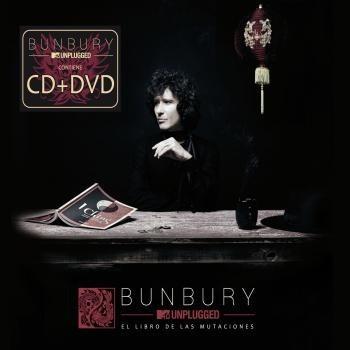Bunbury El Libro De Las Mutaciones Mtv Unplugged Cd+dvd W-