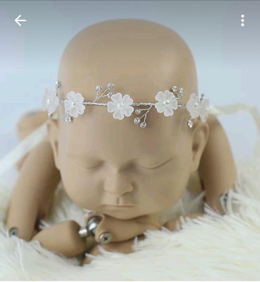 Headband Para Bebê Acessório Para Fotografia Newborn