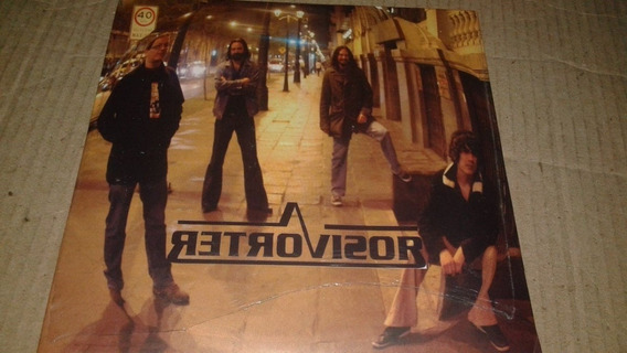 Retrovisor Ep Promo Perú Cd Nuevo|sellado