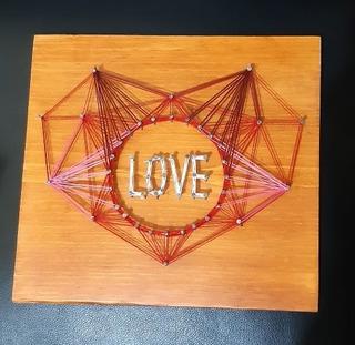 Cuadros Decorativos String Art Hilorama