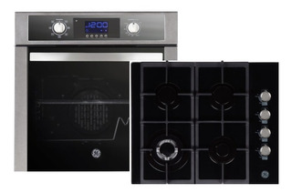 Combo General Electric Horno Hege6054i Y Anafe Agge60gog