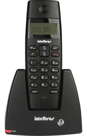 Telefone Sem Fio Ts40id +identificador De Chamadas-intelbras