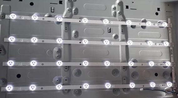 Barra Led Tv Samsung Un32eh4000 / Un32eh4500