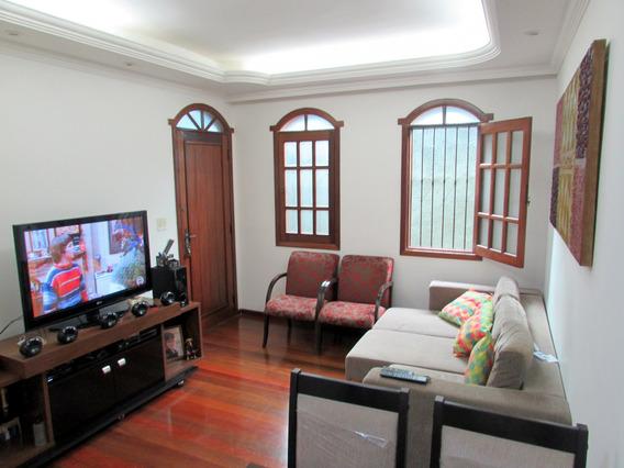 Casa Geminada Com 2 Quartos Para Comprar No Santa Amelia Em Belo Horizonte/mg - 43835
