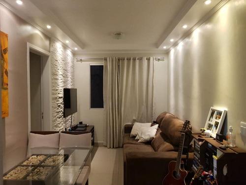 Imagem 1 de 12 de Apartamento Com 02 Dormitórios E 50 M² | Vila Amália (zona Norte) , São Paulo | Sp - Ap283086v