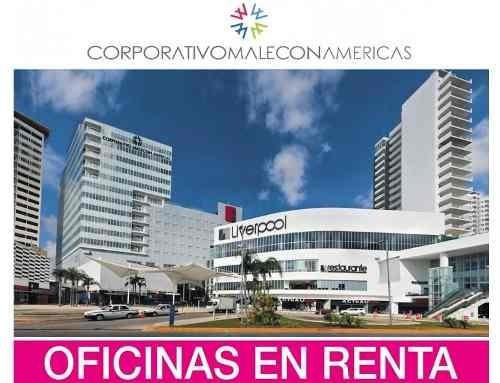 Oficinas Corporativo Malecon Americas