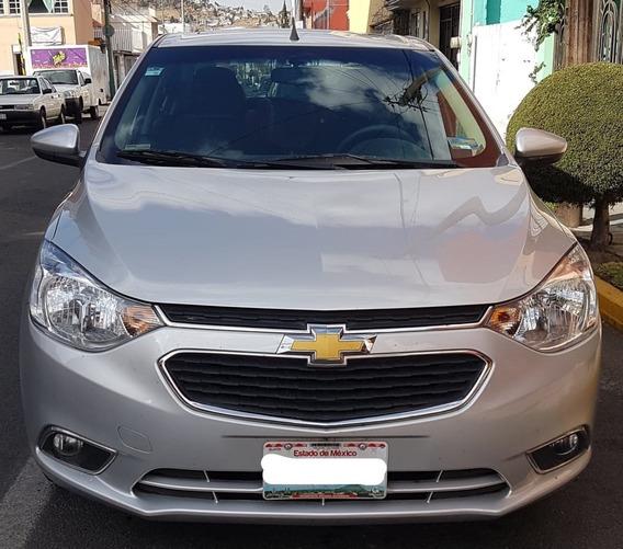 Chevrolet Aveo 1.6 Ltz Automático Dic. 2018
