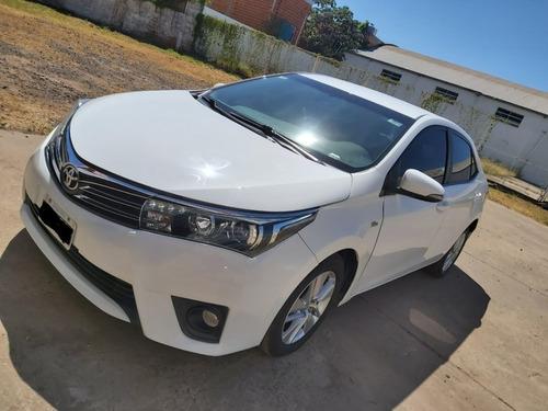 Toyota Corolla Xei 1.8 2014 Blanco