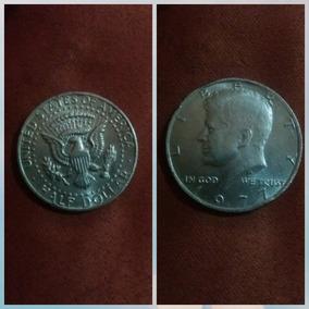 Moeda Americana - Half Dollar