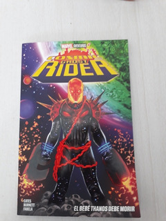 Cosmic Ghost Rider Todos Los Volumenes 5/5