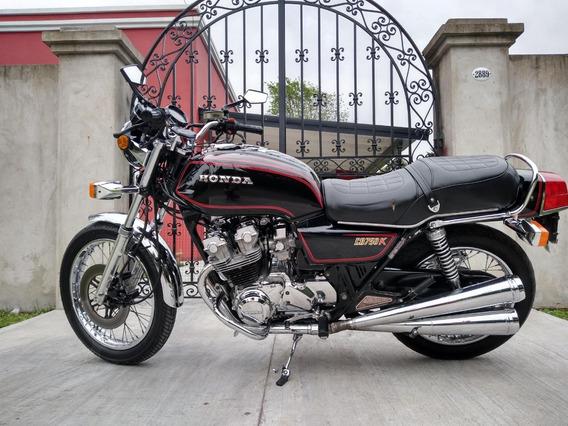 Honda Cb 750 K 1979 Titular Solo Permuto