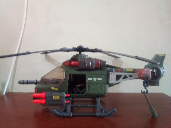 Helicóptero Militar Chap Mei Escala 1/18 35$
