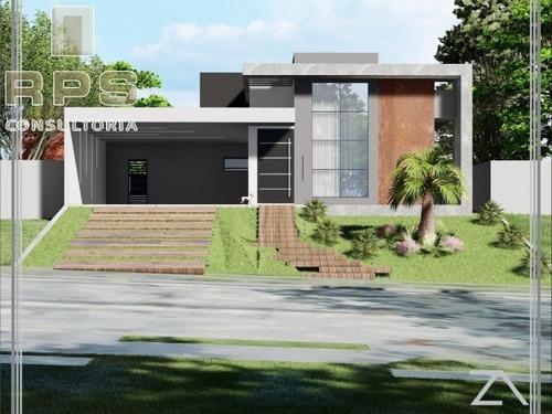 Casa Em Condomínio Para Venda Em Atibaia Condomínio Residencial Figueira Garden- Atibaia. - Cc00469 - 68708870