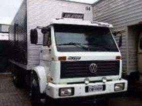 Vw 16200 - 2000 - Truck Bau