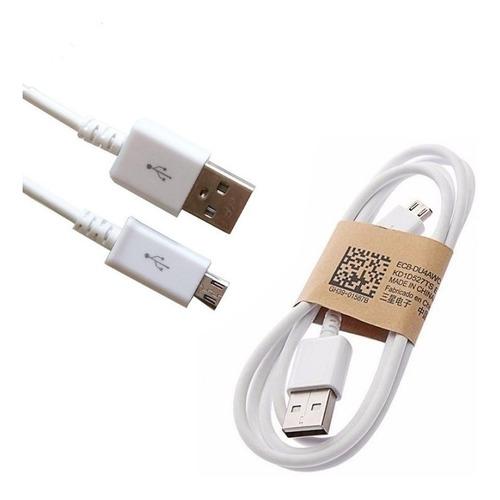 Cable Carga Usb A Micro Usb 1 Mt Para Samsung Motorola LG