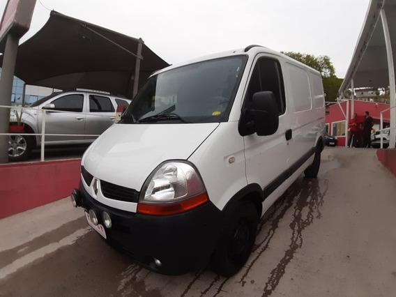 Renault Master 8m3 2.5 Dc I 2011 - Teto Baixo!