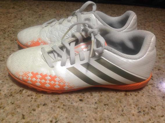 Zapatos adidas Futbol Micro Taco Predito Talla 35