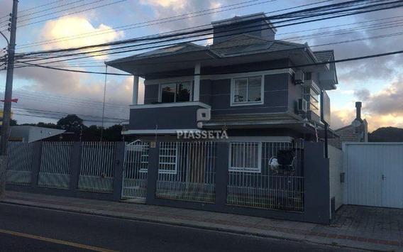 Casa Residencial À Venda, São Sebastião, Palhoça - . - Ca0039