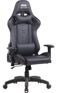 Silla Gamer Linea Pro Reclinable 180º Ideal Pc Play Station Xbox Soporte Lumbar Y Cervical Ergonómica Anatómica Calidad
