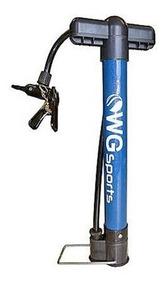 Bomba De Ar Para Bicicleta Mini Em Alumínio Da Wg Promoção A