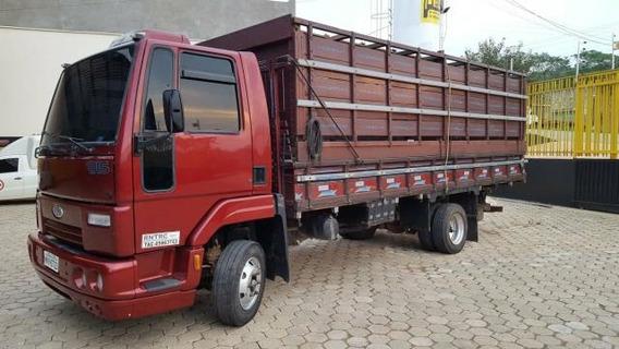 Ford Cargo 815 Boiadeiro 2012
