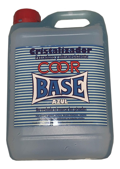 Cristalizador Base Para Marmol, Granito, Terrazo.