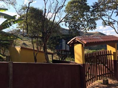 Chácara Com 1 Dormitório À Venda, 1000 M² Por R$ 100.000 - Água Comprida - Cambuí/mg - Ch0011