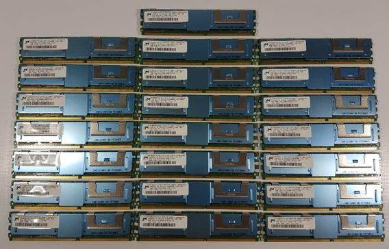 Memoria 4gb Pc2-5300f Mt36htf51272fy-667e1d4