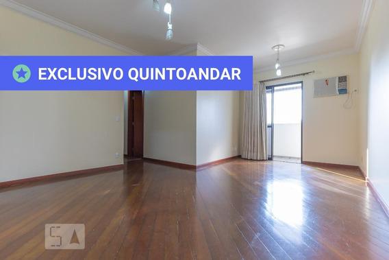 Apartamento No 6º Andar Com 3 Dormitórios E 2 Garagens - Id: 892987109 - 287109