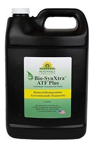 Imagen 1 de 2 de Renewable Lubricants Bio-synxtra Atf Plus Automatic Transmis