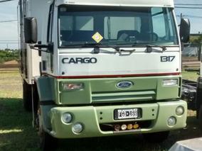 Vendo O Permuto Ford Cargo 1317