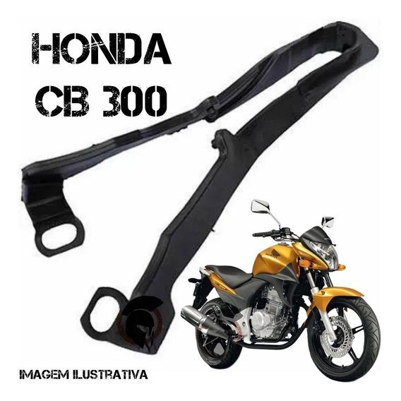 Guia Corrente Transmissão Saboneteira Honda Cb 300 R Todas