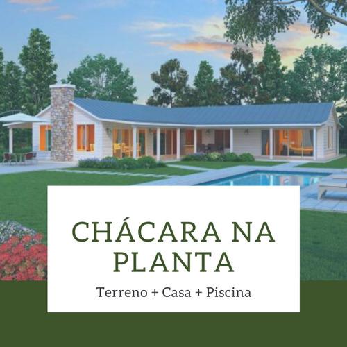 Chácara Dos Sonhos - Interior
