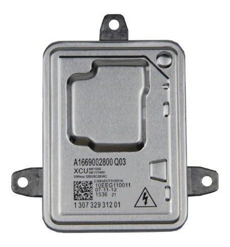 Reator Xenon Mercedes C180 C200 C250 A1669002800 Q03 Novo