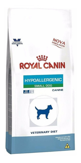 Ração Royal Canin Hypoallergenic Small Dog 7,5 Kg