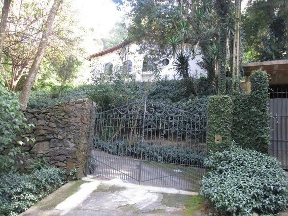 Chacara Em Condominio - Chacaras Bosque Do Embu - Ref: 4504 - V-4504