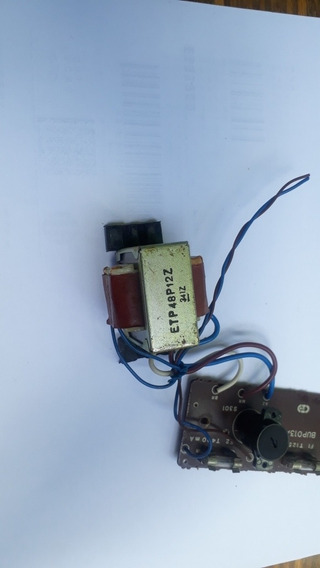 Transformador/placa Fonte Toca Discos Technics Modelo Sl-q03