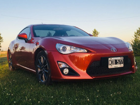 Toyota 86 2.0 Ft Mt 2013